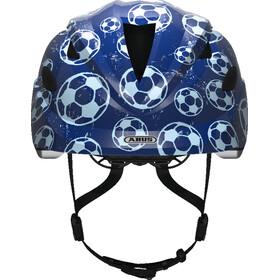 ABUS Anuky Helmet Kids blue soccer